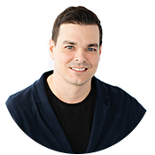 Photo of Rob Mueller, COO and CFO of eSSENTIAL Accessibility